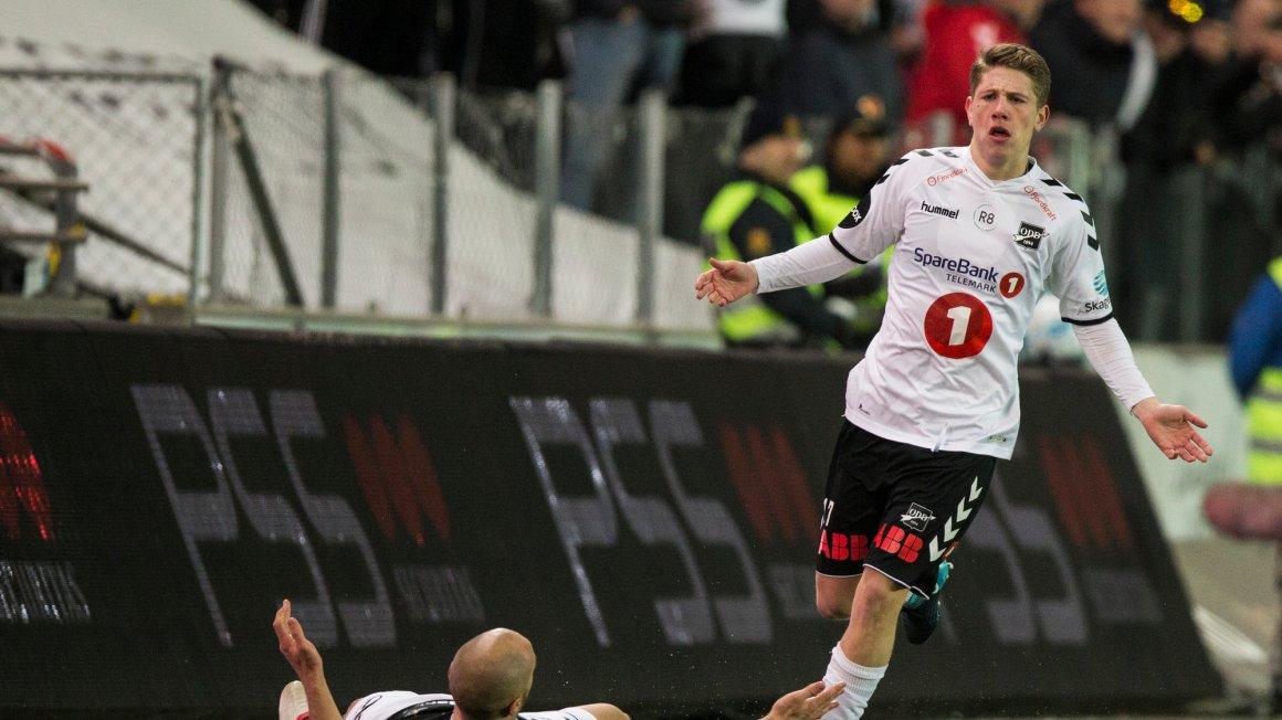 Markus Kaasa forlenger kontrakten