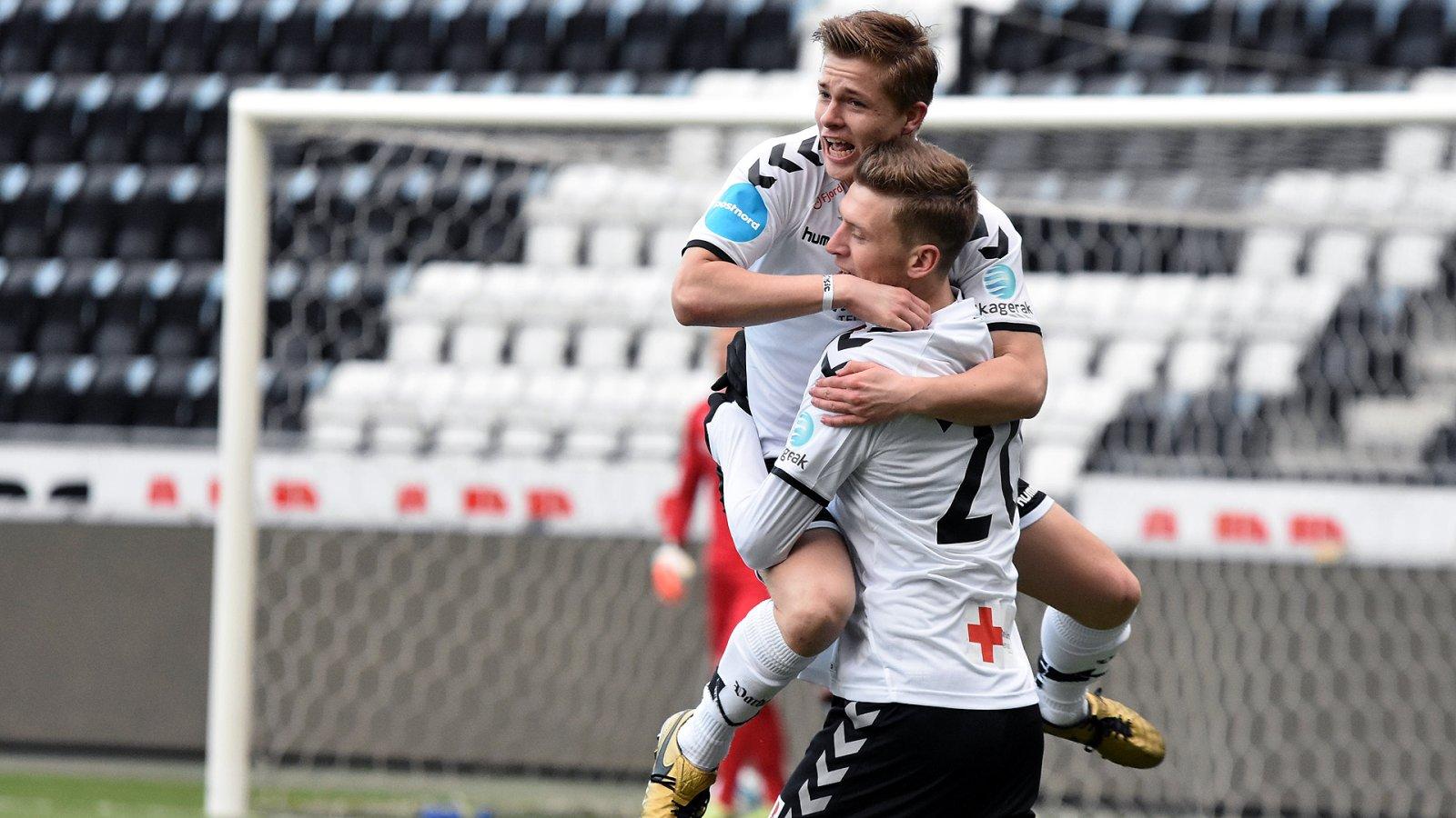 Odd 2 - Stabæk 2 Runde 1 2018