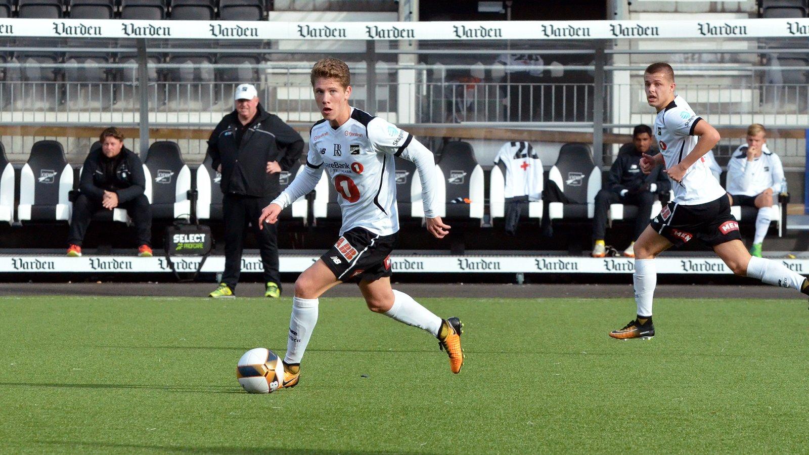 Markus Kaasa. Odd 2 - Vard Haugesund okt. -17