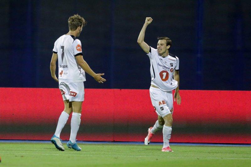 Broberg og Mladenovic spilte opp til dans