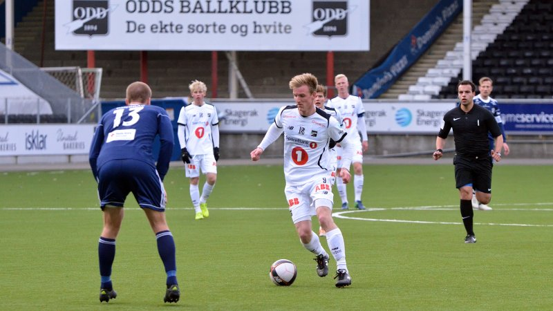 Torbjørn Agdestein. Foto: Morten Tollefsen