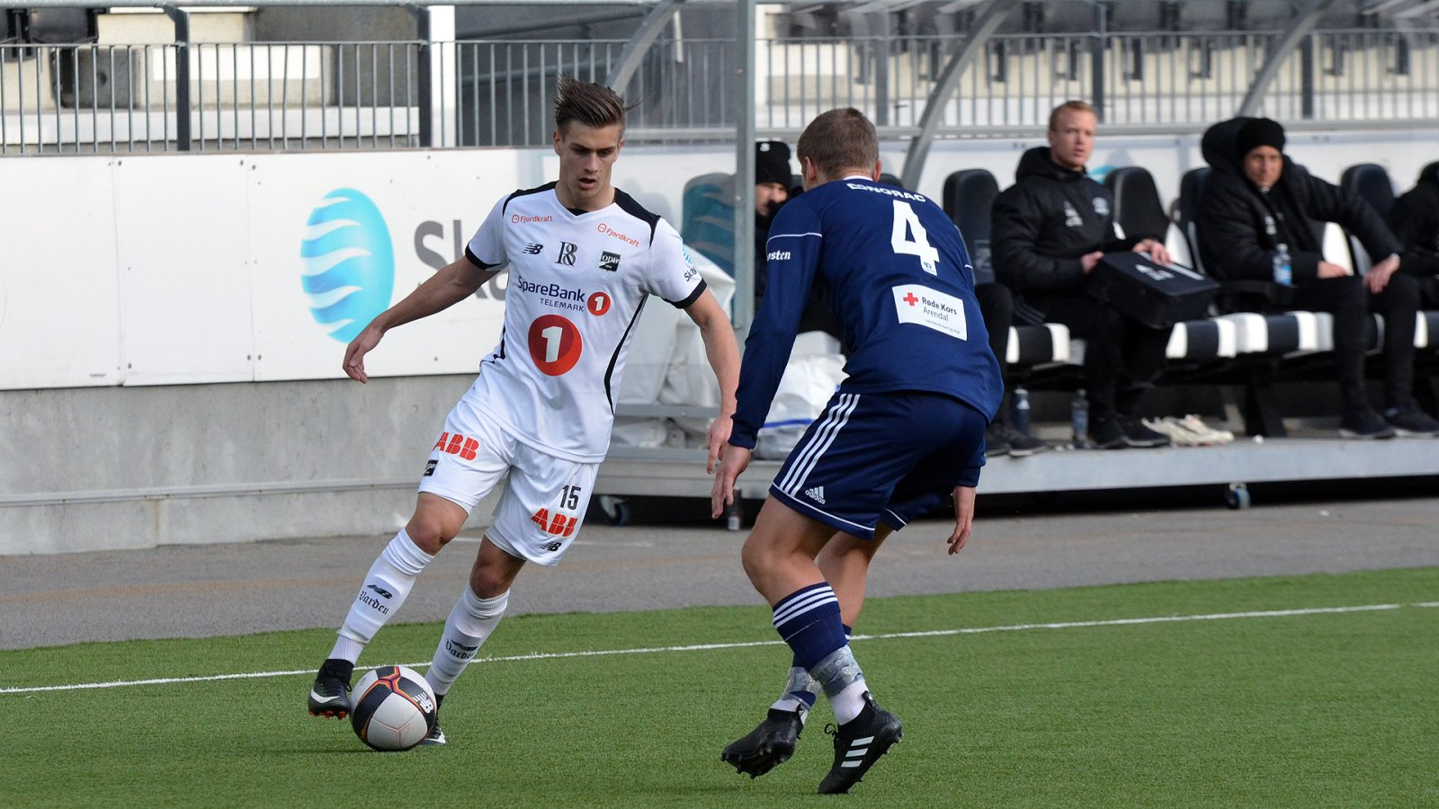Sigurd Hauso Haugen mot Arendal