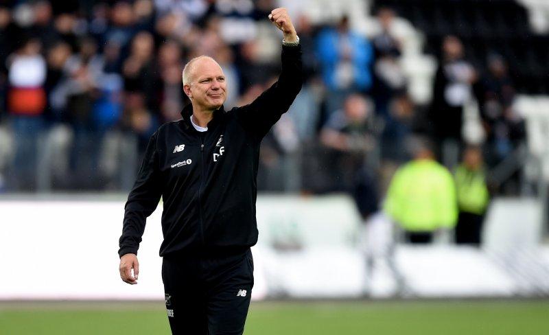 Fornøyd Fagermo etter 3 nye poeng