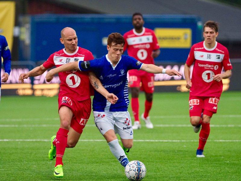 Sarpsborg ble for sterke i gårsdagens cupkamp