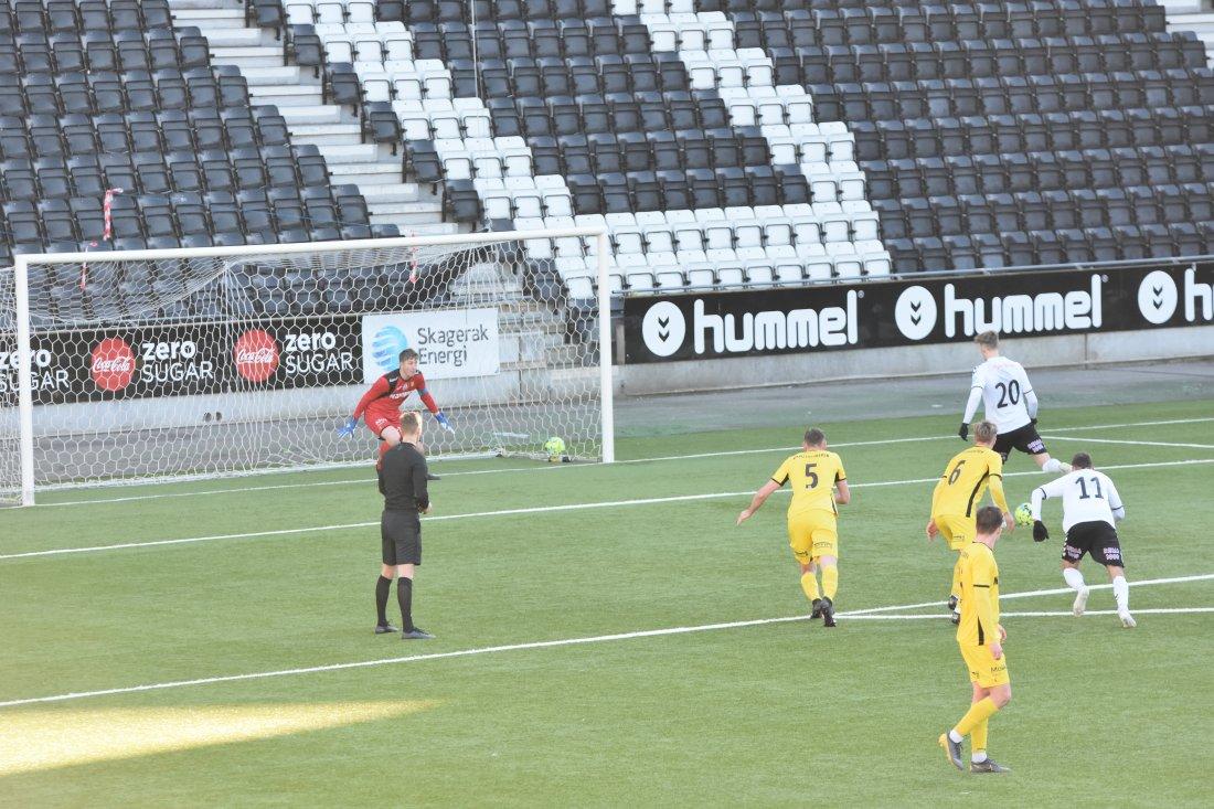 Straffe goal 2